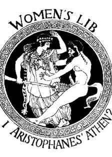Women's Lib i Aristophanes' Athen?